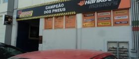 O CAMPEÃO DOS PNEUS